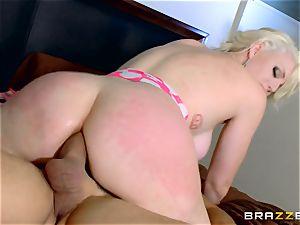 wild gf Jenna Ivory begs for her mans hard man rod