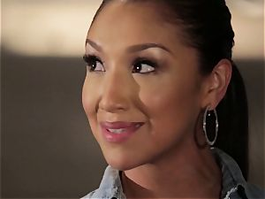 Vicki pursue and Katrina Jade want more than fuck-fest