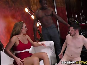 humungous butt Richelle Ryan smashes bbc In Front Of A cheating