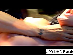 Jayden gets engaged on a fortunate solo rod