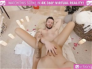 VR porn - Thanksgiving Dinner becomes insane plumbing