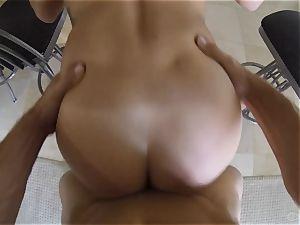 ultra-cute Keisha Grey fucked pov