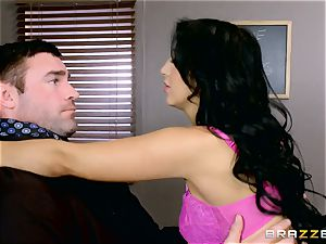 fuck-fest craving student Valerie Kay boinks the instructor in the classroom