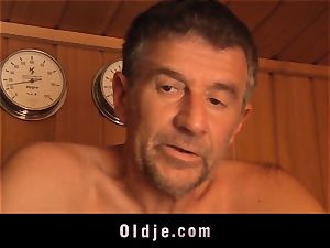 doll gash humped by granddad and 69 deep-throat