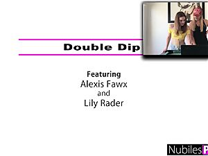 sizzling new episodes whipped out This Week At NubilesPorn.com