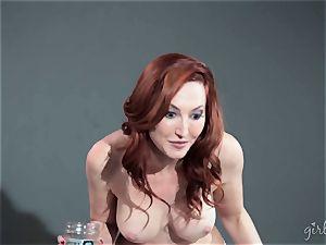 Kendra James gets her women all over Riley Reid