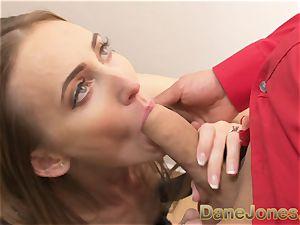Dane Jones lengthy gams long hair temptress climaxes
