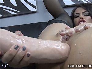 outstanding Adriana Chechik brutish fake penis blooming