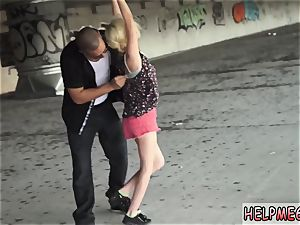 extreme wild ass-fuck and violent spunk She takes a hold and he surprises her with cuffs.