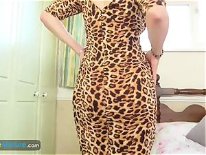 EuropeMaturE lady Sextasy displaying Off Alone