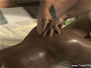 ass-fuck massage That senses impressive