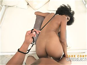 cool ebony call girl is ready fulfill your fantasies