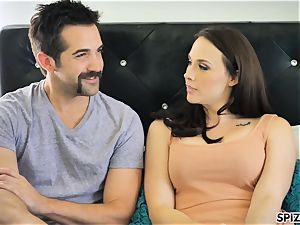 Spizoo - observe Chanel Preston sucking and pummeling