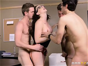 Chanel Preston penetrated in every crevice