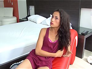 TU VENGANZA - vengeance fuck with insatiable Latina female