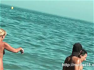 nude beach voyeur film handsome rump nymphs nudist beach