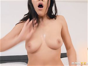 Kendra Spade humped by Keirans large fuck-stick